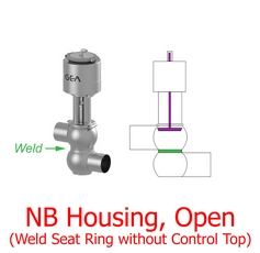 Shut Off NB Valve_noCT Weld Open-Web Image